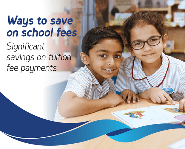 Save on your GEMS school fees